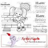 Handmade Rocks (girl)
