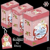 A Beary Merry Christmas Gift Boxes