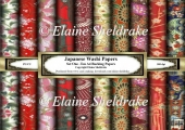 Japanese Washi Papers - Set One - Ten A4 Sheets