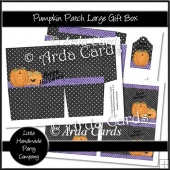 Pumpkin Patch Large Gift Box