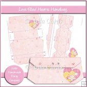 Loved Filled Hearts Handbag
