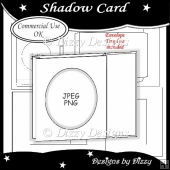 Shadow Card Template Commercial Use Ok