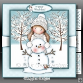 Winter Wonderland Chloe Mini Kit