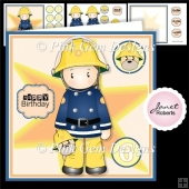 Fireman Andy Mini Kit