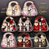 Bumper Kit Valentine Ladies Handbags