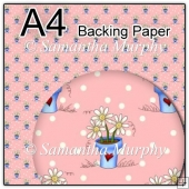 ref1_bp68 - Pink Daisy Flowers
