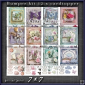 Bumperkit So many Flowers 1282
