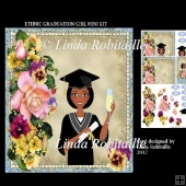 Ethnic Graduation Girl Mini Kit