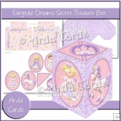 Fairytale Dreams Secret Treasure Box