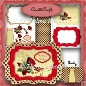 Picture Frame Card Set 8
