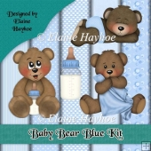 Baby Bears Blue Kit
