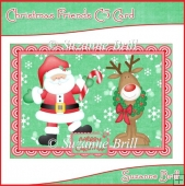 Christmas Friends C5 Card