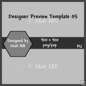 Designer Preview Template 05