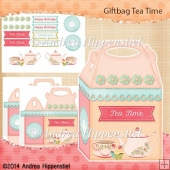 Giftbag Tea Time