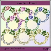 Rose and Frame