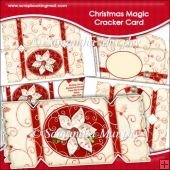 Christmas Magic Cracker Card Download
