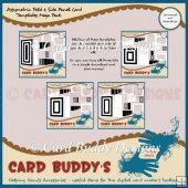 Asymmetric Fold & Side Panel Card Templates Mega Pack � CU/PU
