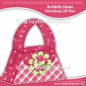 Butterfly Kisses 1 Handbag Gift Box