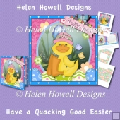 Have a Quacking Good Easter
