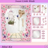 Sweet Little Birds Mini Kit