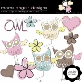I Love Owls Collection