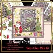 Santa Claus Mini Kit