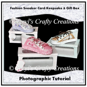 Fashion Sneaker/Gift Box Tutorial