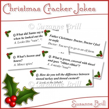 Christmas Cracker Jokes.Christmas Cracker Jokes 0 70 Instant Card Making Downloads