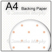 ref1_bp23 - White & Orange Dots