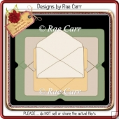 688 Rectangle Envelopes *HAND & MACHINE Files*