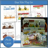 Shop Role Play Set