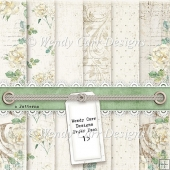 WENDY CARR DESIGNS PAPER PACK 13