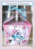 Timeless Elegance Large Handled Gift Box with Directions