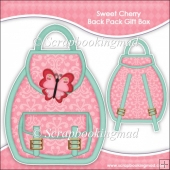 Sweet Cherry Backpack Gift Box
