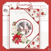 Trifold peekaboo card set 1