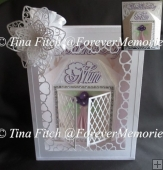 Mothers Day Bay Window & Box, SVG, MTC, SCAL, FCM, CAMEO, CRICUT