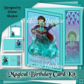 Magical Birthday Card Kit