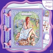 ENCHANTED FOREST 7.8 Decoupage & Insert Mini Kit