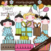 Doodle Birthday Party Collection