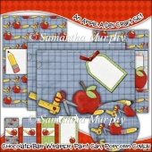 An Apple A Day Craft Set