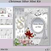 Christmas Silver Mini Kit