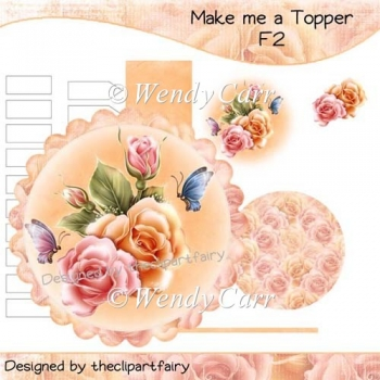 Make me a Topper F2(Retiring in August)