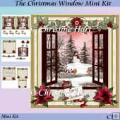 The Christmas Window Mini Kit