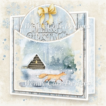 CHRISTMAS POCKET CARD