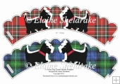 Scottish West Highland Terriers CupCake Wrappers