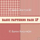Basic Patterns Pack 17