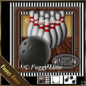 Bowling 8x8 Mini KIt