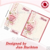 Mum Card Front