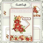 Poppy and diamond card set
