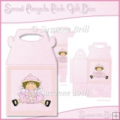 Snow AngelsPink Gift Box